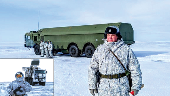 Russia commissions new military base in Arctic; India joins in to develop the region