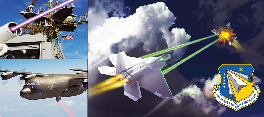 Advanced US fighter jets to be armed with 'laser Death Ray'