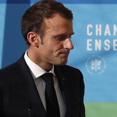 emergency, demonstrations, Yellow Vest, President Macron, protesters, revolution, ww3, Paris, Eduard Philip