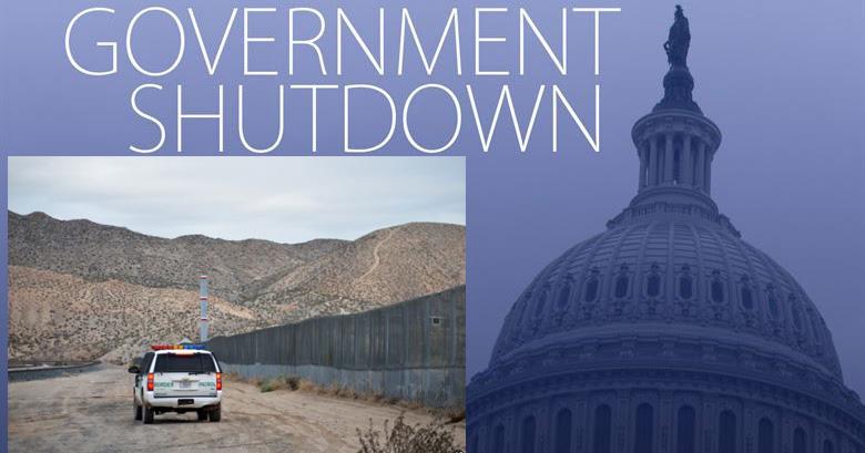 संसद ने 'मेक्सिको वॉल' के प्रावधान को नामंजूर करने पर अमेरिका में 'शटडाउन' शुरू