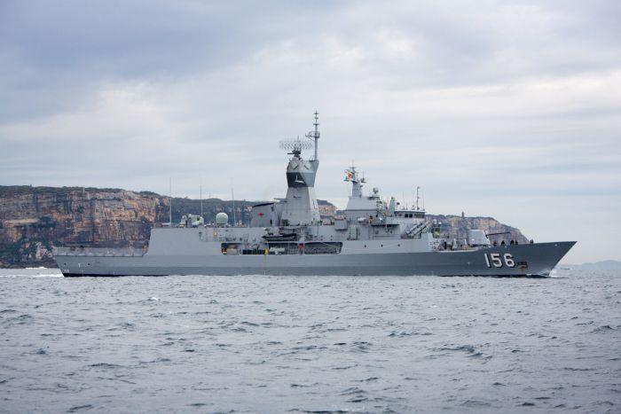 China challenges Australian naval vessels en route to Vietnam