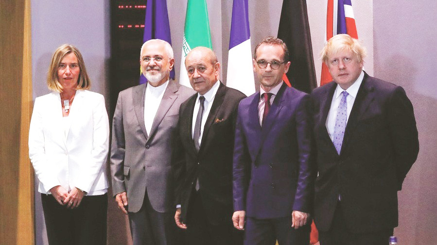 After consensus on abolition of the US dollar, European nations to conduct oil trade with Iran in Euros