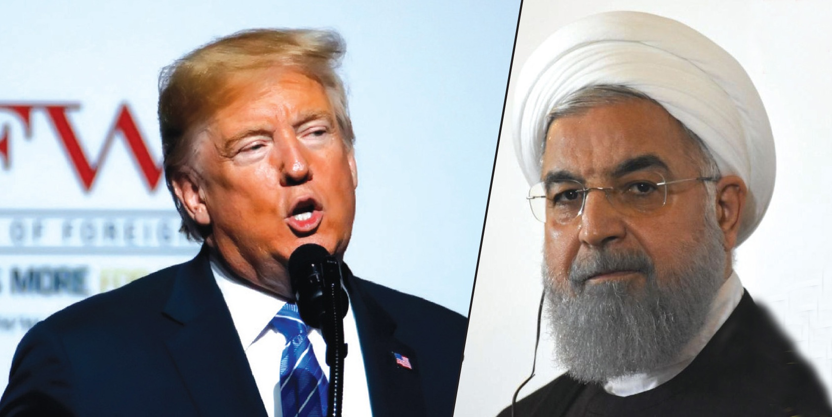 अमेरिका इराणबरोबर 'वास्तविक' अणुकरार करण्यास तयार – राष्ट्राध्यक्ष ट्रम्प यांची घोषणा
