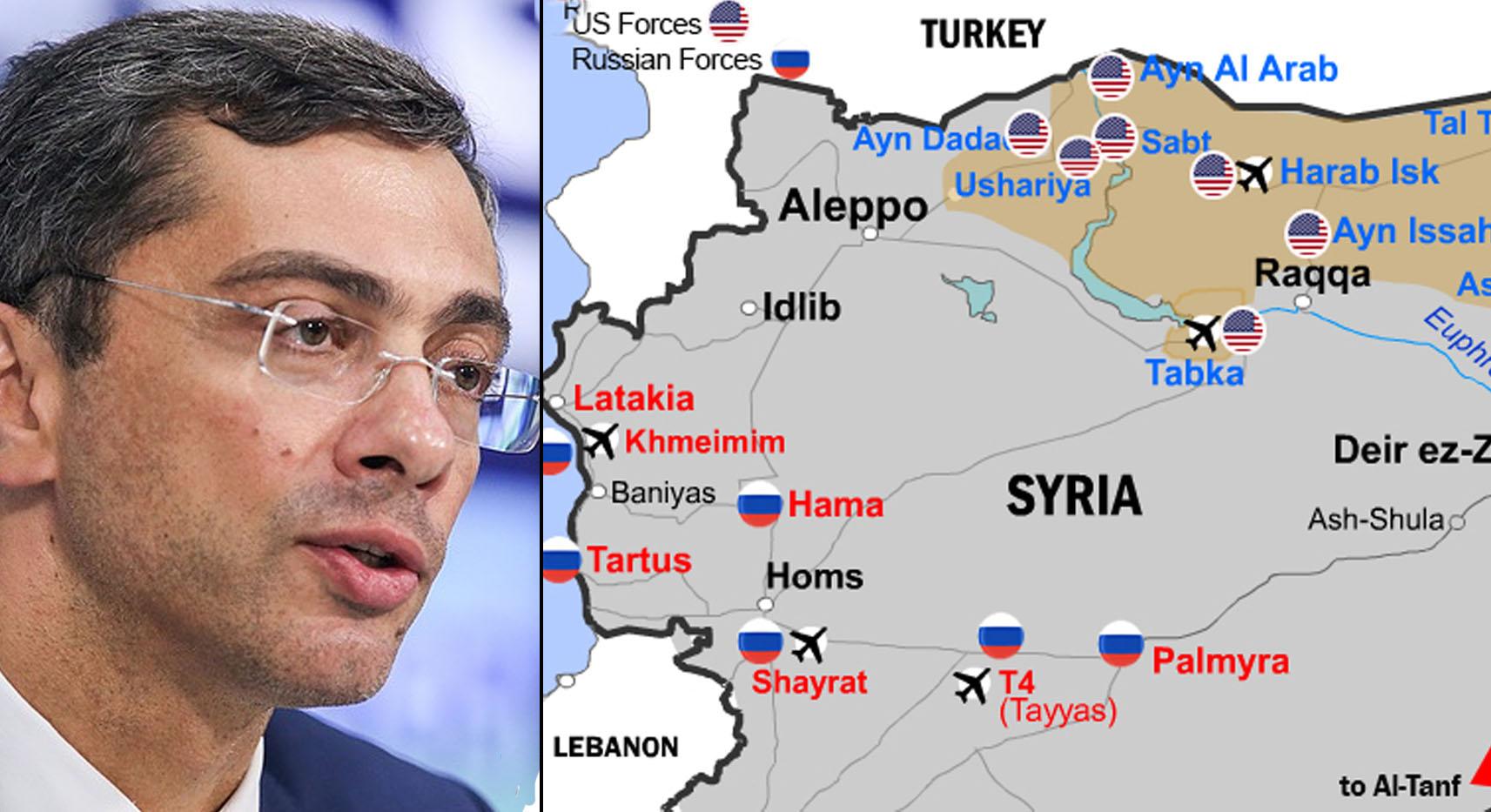 अमेरीका के रशिया पर प्रतिबंधों के खिलाफ रशिया सीरिया में परमाणू बम तैनात करेगा – रशियन संसद सदस्य का दावा