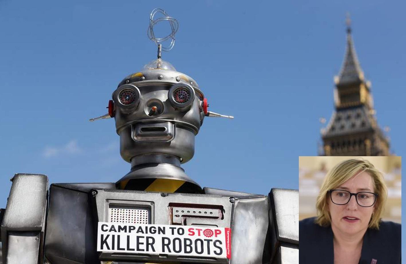 किलर रोबोट पर बंदी लाने में अमरिका, रशिया, इस्राइल का विरोध