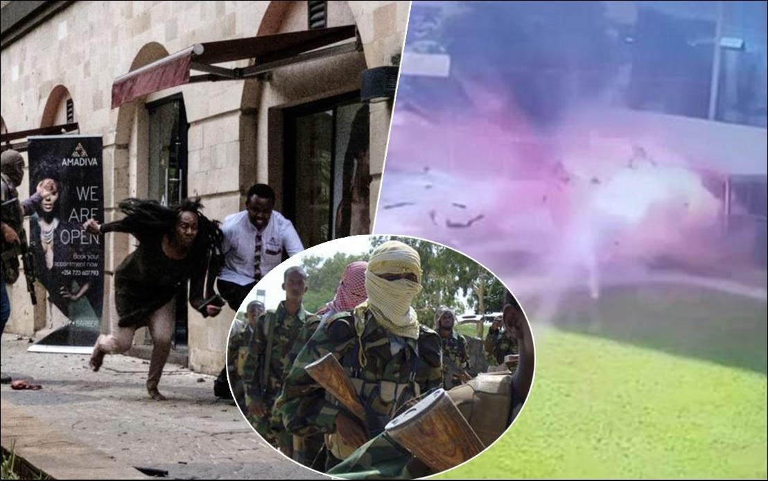 केनियातील दहशतवादी हल्ला हा ट्रम्प यांच्या 'जेरुसलेम'च्या निर्णयावर प्रतिक्रिया-'अल शबाब'चा दावा
