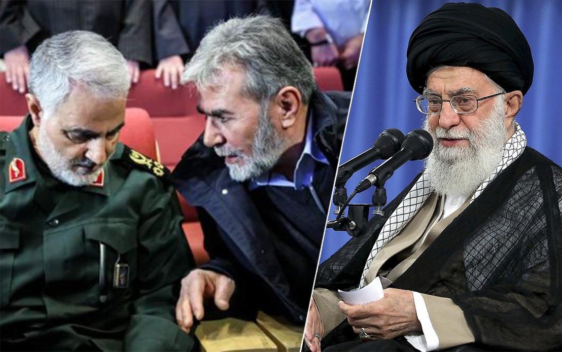लवकरच 'तेल अविव'मध्ये पॅलेस्टिनींचे सरकार असेल – इराणचे सर्वोच्च धार्मिक नेते आयातुल्लाह खामेनी