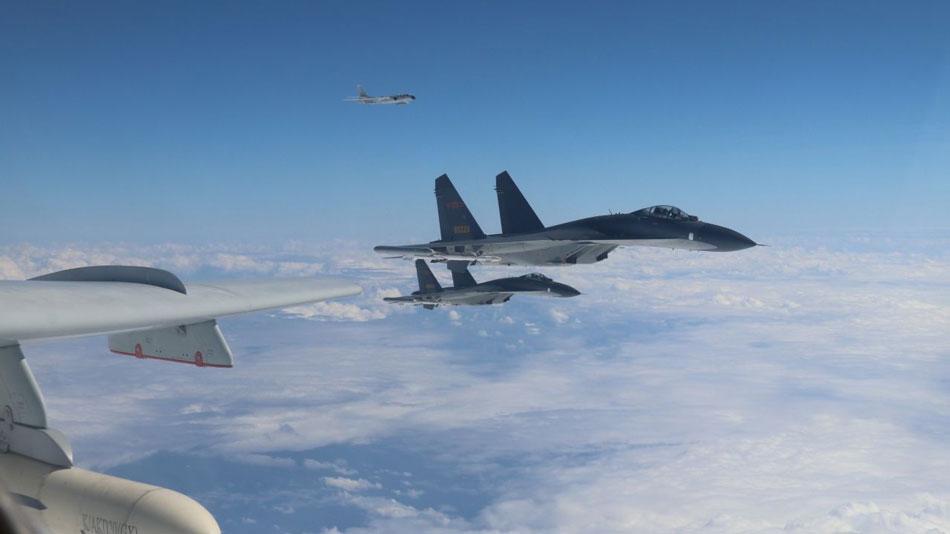तैवानचे 'मिराज' सहा मिनिटात चिनी विमानांचा वेध घेतील – तैवानच्या लष्कराचा इशारा