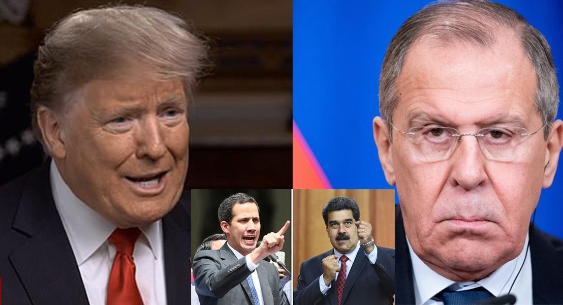 Amid brewing tensions between US and Russia over Venezuela, Nicolas Maduro threatens of Civil War