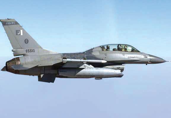 पाकिस्तान के 'एफ-१६' भारत पर हमला करने की तैयारी में – सीमा पर हमलावर 'ड्रोन्स' भी तैनात