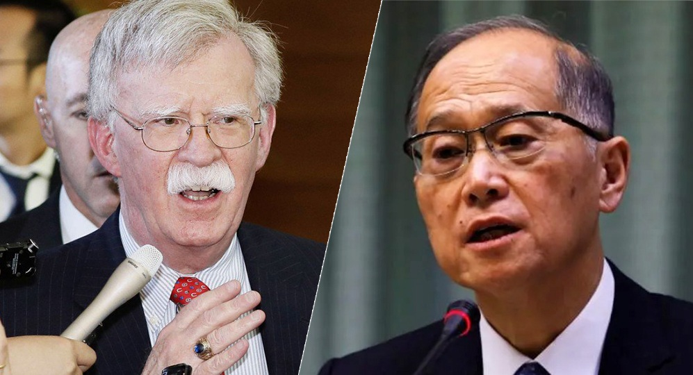 China issues threat over exclusive meeting of US and Taiwan National Security Advisors