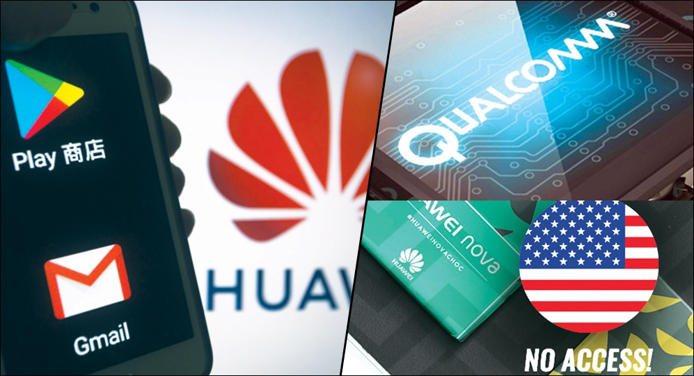 Google, Intel, Qualcomm, other US tech firms sever ties with Huawei, major setback to its 5G ambitions