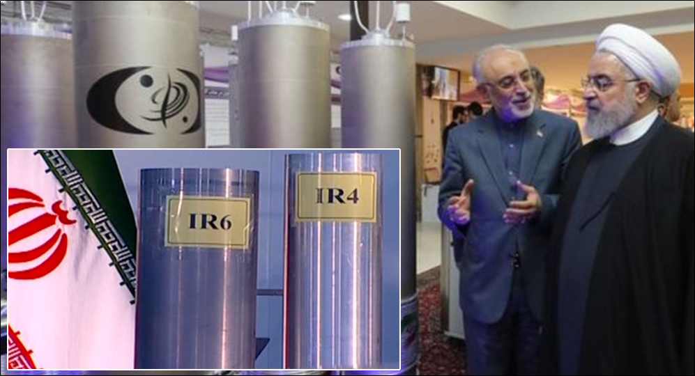 Iran scraps nuclear deal. Declares to quadruple production of enriched uranium