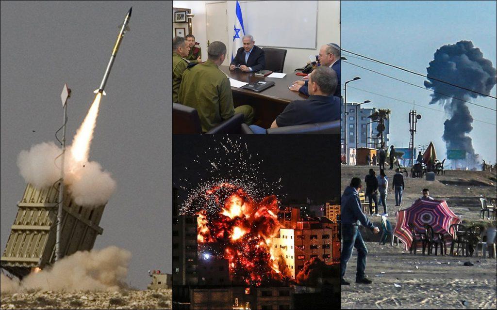 Israel, counter-attack, Benjamin Netanyahu, terrorist organisations, forceful retaliation, ww3, Gaza, Iran