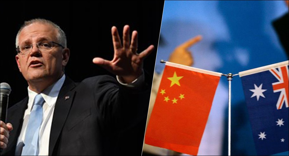 Chinese media says Australia-China ties may worsen as Scott Morrison is reelected Prime Minister