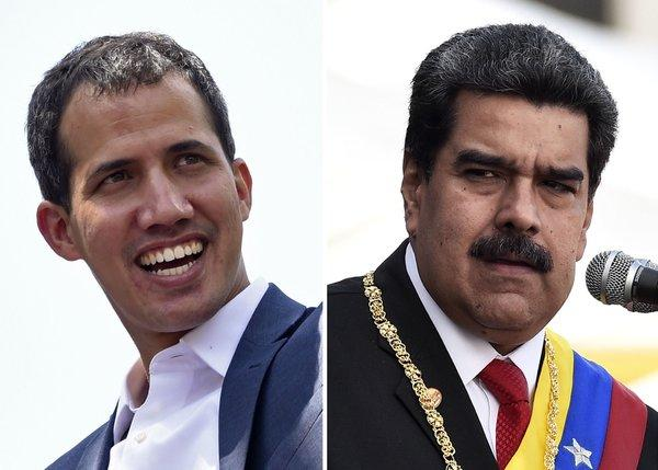 Venezuela to brace for violent conflict as the US warns of military action