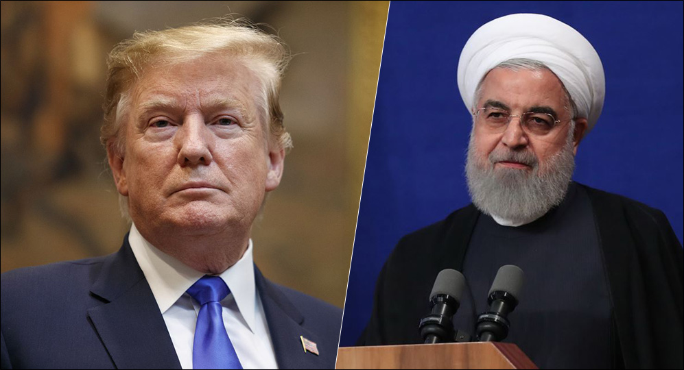 Will not surrender to the United States, even if our land is bombed: Iranian President Hassan Rouhani