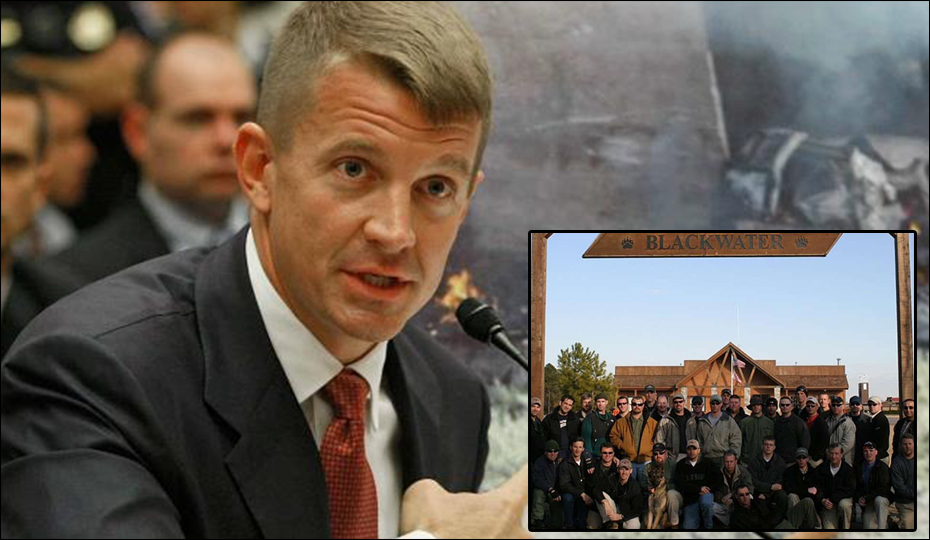 Blackwater Founder Erik Prince proposes to deploy Private Army in Venezuela to overthrow Maduro