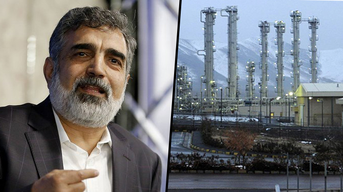 Iran will cross Nuclear Deal stockpile limit for enriched uranium in 10 days, announces Atomic Energy Organisation of Iran