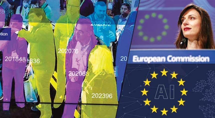 चीन की तरह 'कृत्रिम बुद्धिमत्ता तकनीक' का इस्तेमाल 'सर्व्हिलन्स स्टेट' तैयार करने के लिए ना हो – यूरोपिय महासंघ के अवहाल में दर्ज चेतावनी