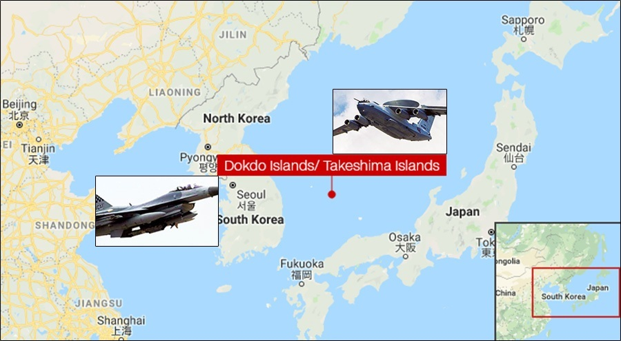 South Korea fires 360 warning shots at Russian aircraft allegedly violating its airspace
