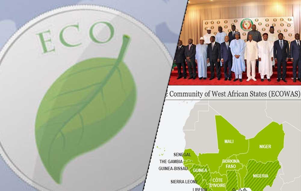 वर्ष २०२० से पश्चिमी आफ्रिकी देश 'इको' चलन का इस्तेमाल करेंगे – नाइजेरिया की परिषद में ऐलान