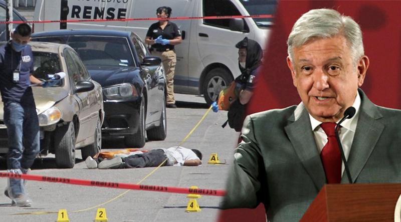 मेक्सिको में छह महीनों में १७ हजार लोगों की हत्या – रोजाना औसतन ९४ लोगों की हत्या
