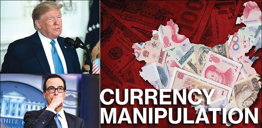 'Currency Manipulator', criticism on China, President Trump, global economy, allegations, China, US, Federal Reserve