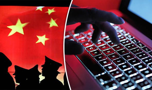 China's state-backed hacker group launches cyberattacks on US companies