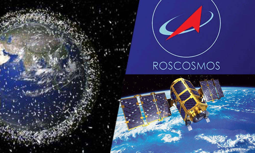 Russia claims to have invented 'self-destroying satellite', will be effective to reduce space debris.