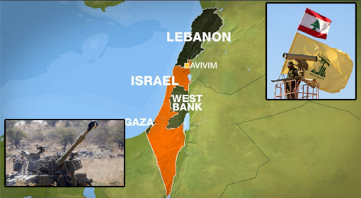 Hezbollah threatens to strike 'deep inside' Israel after it retaliates with 100 shells in Lebanon