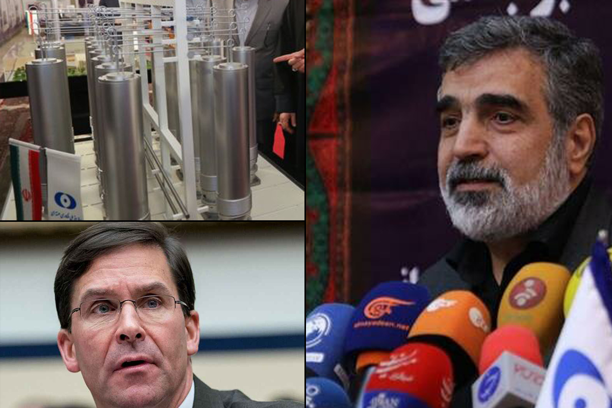 Iran activates advanced centrifuges to step up uranium enrichment required for nuclear weapons
