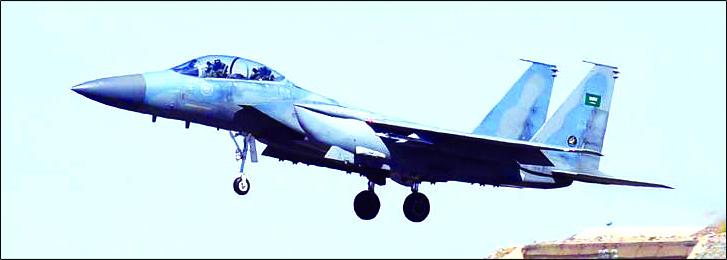 Saudi air raids pro-Iran forces in Syria killing five militiamen