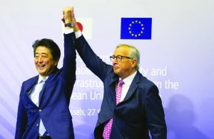 EU-Asia Connectivity, challenge China, Belt and Road Initiative, EU, Japan, Africa