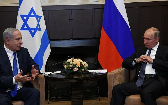 Israel tells Russia, Iran's rising threat intolerable; will intensify action to counter it