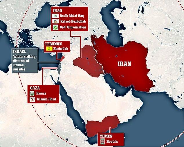 इराण दहशतवाद्यांना वर्षाकाठी १०० कोटी डॉलर्स पुरवित आहे – अमेरिकेच्या परराष्ट्र मंत्रालयाचा अहवाल