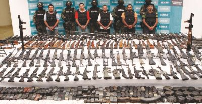 Mexico's Drug Wars lead to more than 29,000 murders in last 10 months