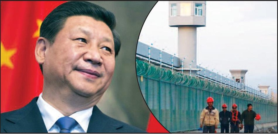 No mercy' orders for Uyghur crackdown in Xinjiang released directly by China's President Xi, claims US daily