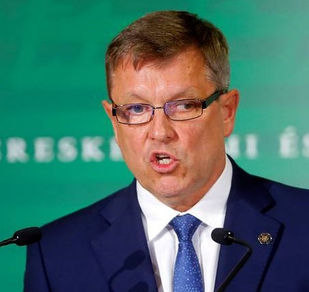 The euro is a trap and countries must be allowed to walk away from it, warns Hungarian central bank Governor