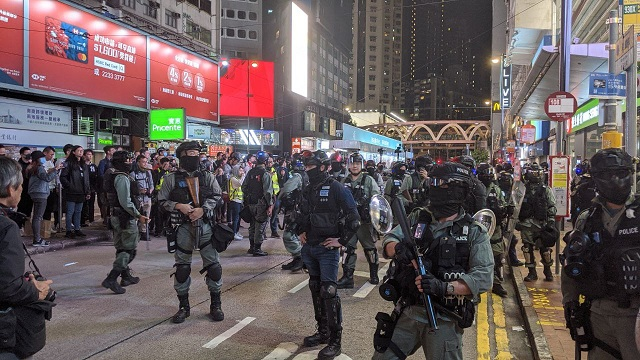 protests, demonstrations, pro-democracy groups, decisive action, Hong Kong, China, United States