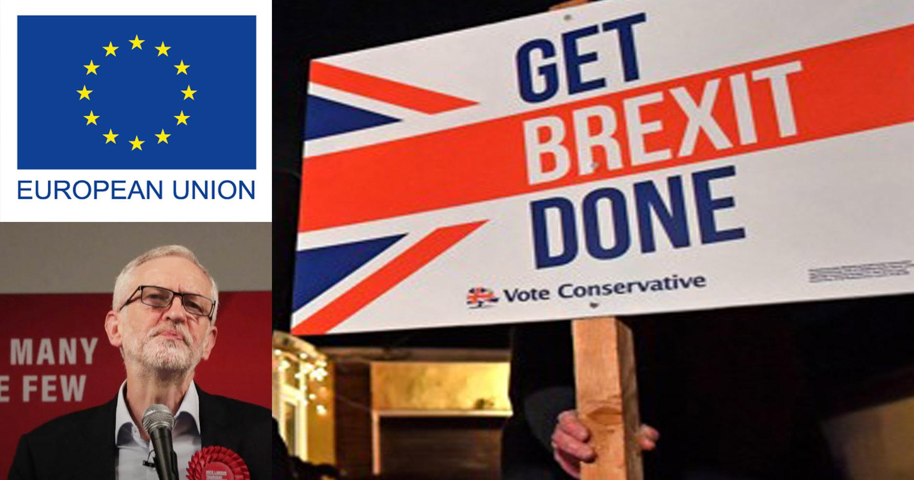 बोरिस जॉन्सन, निवडणुक, कॉन्झर्व्हेटिव्ह पार्टी, ब्रेक्झिट, व्यापारी करार, लंडन, स्कॉटलंड