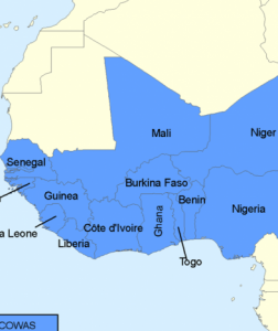 West African nations, replace currency, CFA Franc, ECO, political instability, Abidjan, IMF