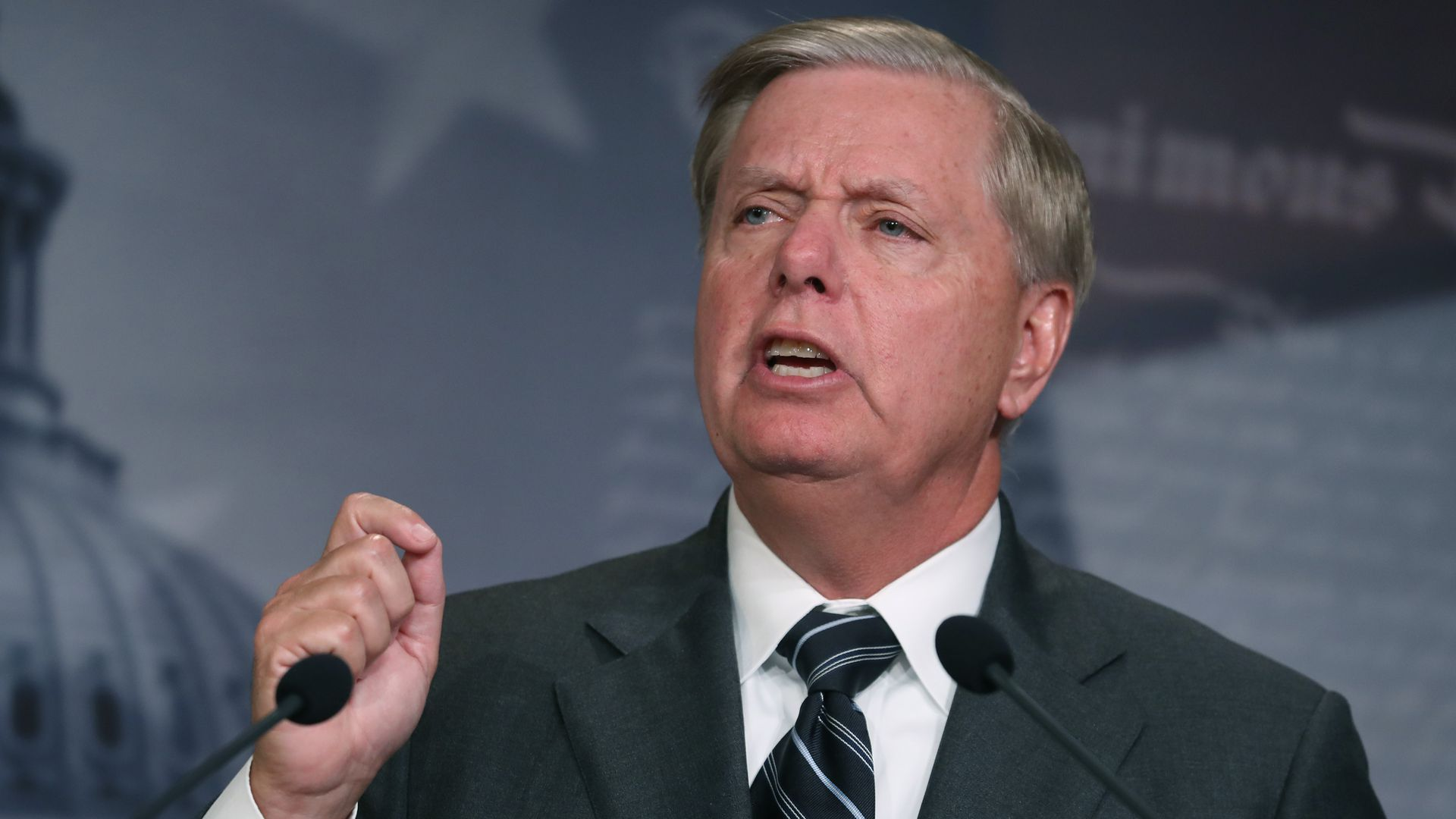 If Pakistan denies Taliban safe haven, Afghan war can be over in a matter of weeks: US Senator Graham Lindsey