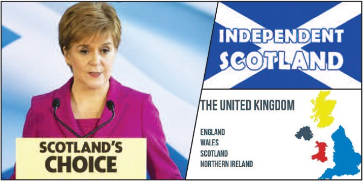 Scotland can't be kept in UK against its will, warns Scottish First Minister Nicola Sturgeon