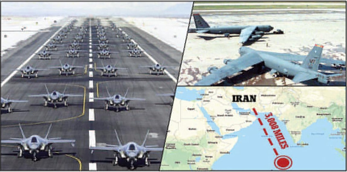 US-Iran Crisis: US readies B-52 bombers for retaliation against Iran
