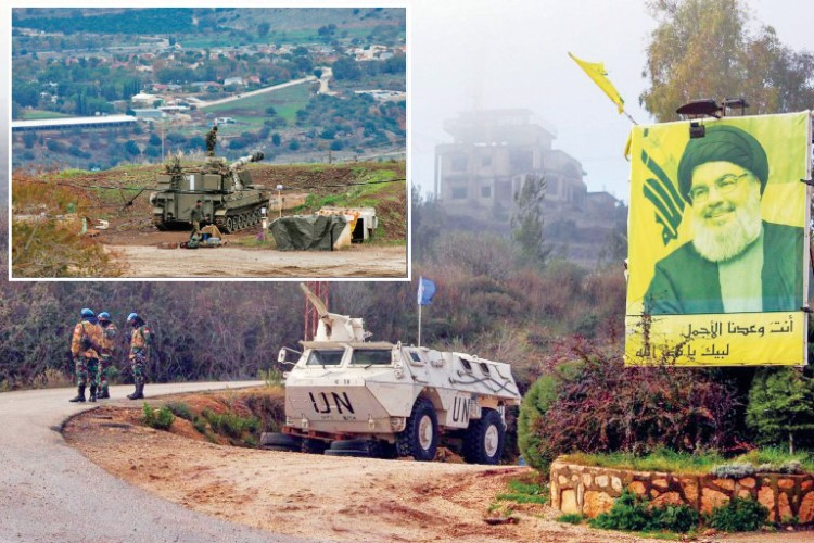 Mideast on war footing after Gen Soleimani's killing, Israel mobilises tanks at Syria & Lebanon border