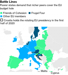 budget, finalisation, Angela Merkel, EU, Brexit, budget gap, differences, Brussels, Emmanuel Macron