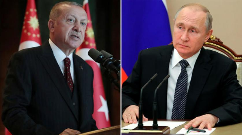 Turkey's President Erdogan accuses Russia, says its managing war in Libya at the highest level
