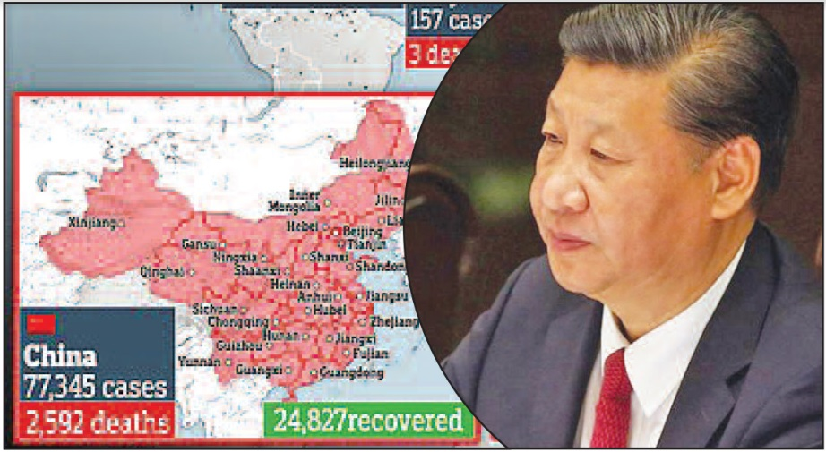 Chinese Communist Party, Coronavirus outbreak, Xi Jinping, epidemic, Chinese economy, decline in exports, China, Middle East
