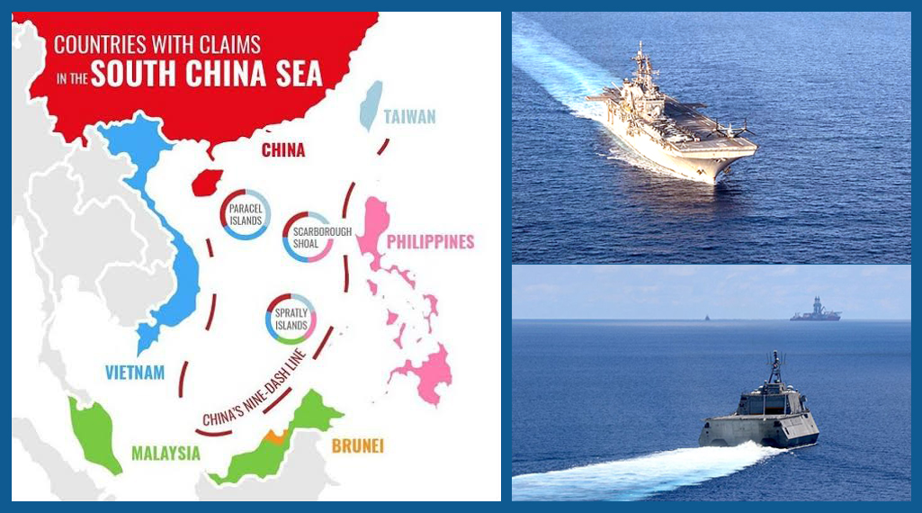 United States and Japan give a fitting reply to China's maritime intrusion